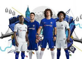 Premier League Chelsea Team