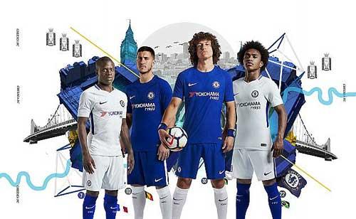 Premier League Chelsea Team