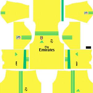 620ed8fdf1b Dream League Soccer 2018 Real Madrid Logo Url