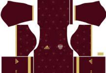 Russia Away Kit