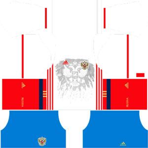 Russia Third Kit