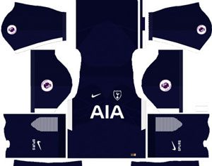 Tottenham Hotspur Away Kit
