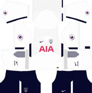 Tottenham Hotspur Home Kit