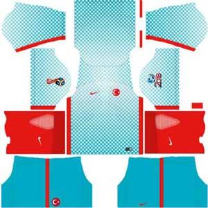Turkey Team Away Kit
