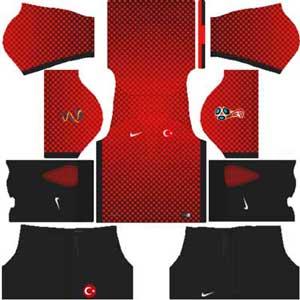 Turkey Team Home Kit