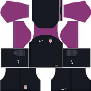 United State Goalkeeper (GK) Third Kit