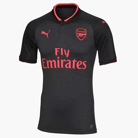 Arsenal 17-18 Third Kit