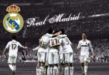 Real Madrid FC Team