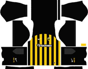 AEK Athens Home Kit