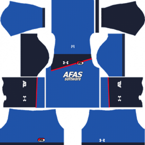 AZ Alkmaar Away Kit