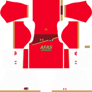 AZ Alkmaar Home Kit