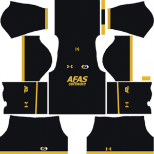 AZ Alkmaar Third Kit
