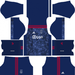 Ajax Amsterdam Away Kit