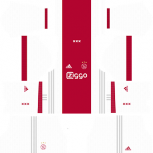 Ajax Amsterdam Home Kit