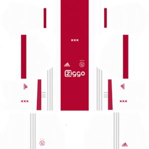 Ajax Amsterdam Home Kit