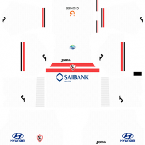 Al-Zamalek Home Kit