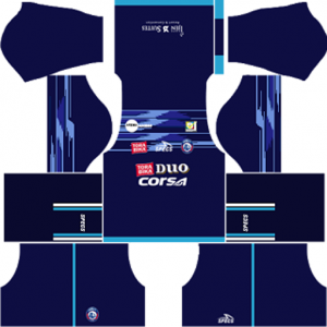 Arema FC Home Kit