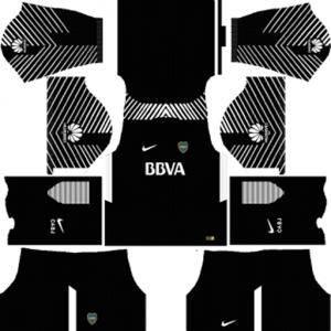 Boca Juniors GK Kit
