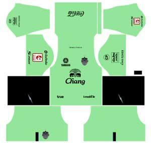 Buriram UnitedGoalkeeper Home Kit