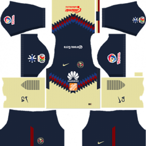 Club America Home Kit