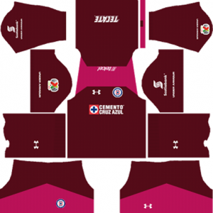 Cruz Azul GK Away