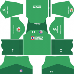 Cruz Azul GK Home