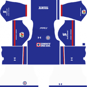Cruz Azul Home Kit