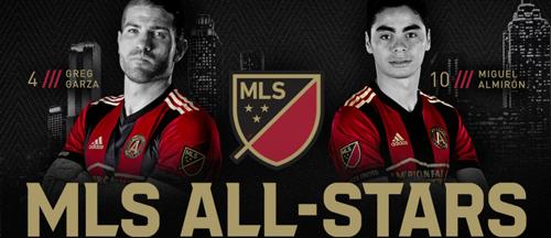 DLS MLS All-Stars Team