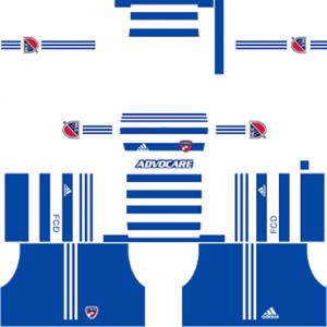 FC Dallas Away Kit