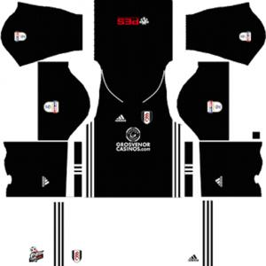 Fulham Away Kit