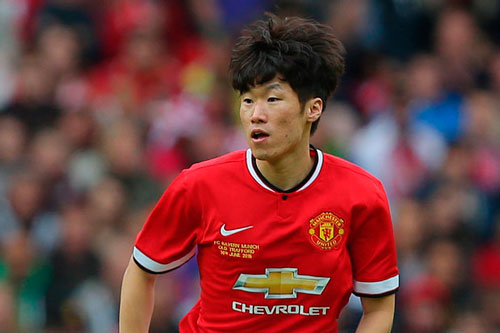 Ji Sung Park Man Utd