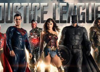 Justice League Movie Official Reviews