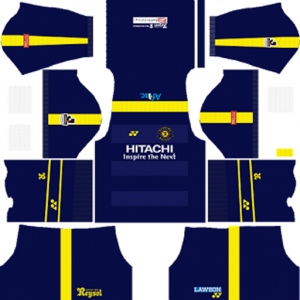 Kashiwa Reysol Away Kit