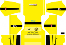 Kashiwa Reysol Home Kit