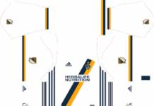 LA Galaxy Home Kit