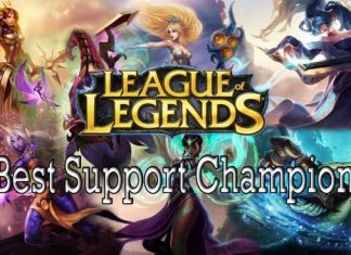 Best League of Legends Support Champions