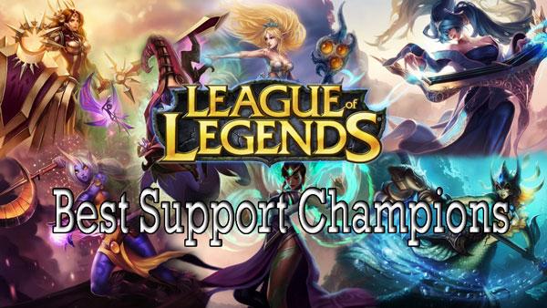 Best League of Legends Support Champions