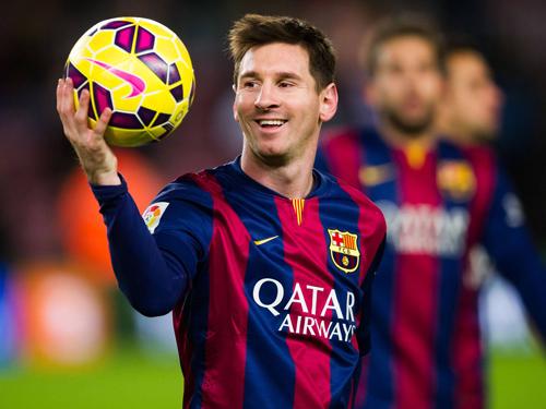 Lionel Messi Estimated Net Worth