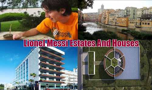 Lionel Messi Lifestyle