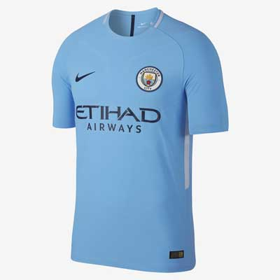 Manchester City Home Kit 17/18