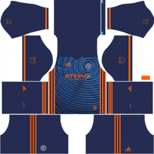 New York City Away Kit