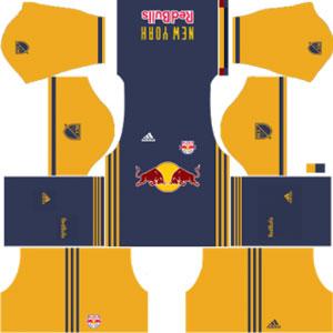 New York Red Bulls Away Kit