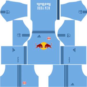 New York Red Bulls GoalKeeper Home Kit