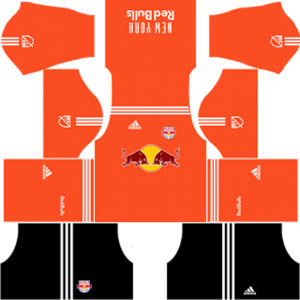 New York Red Bulls GoalKeeper Away Kit