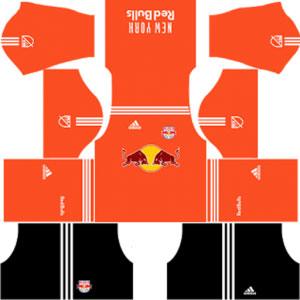 New York Red Bulls GoalKeeper Away Kit