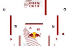 New York Red Bulls Home Kit