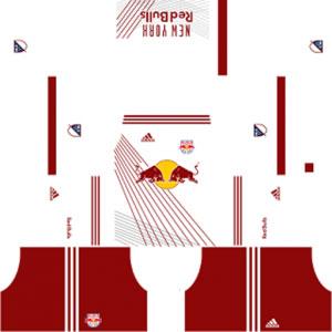 New York Red Bulls Home Kit