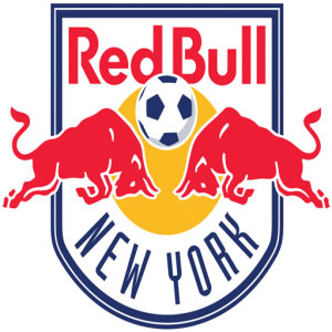 New York Red Bulls Team Logo