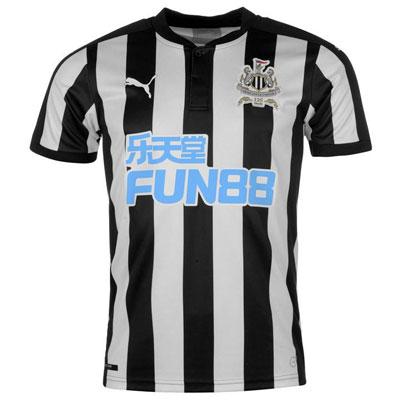 Newcastle United Team Home Kit