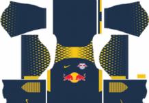 Rb Leipzig Away Kit